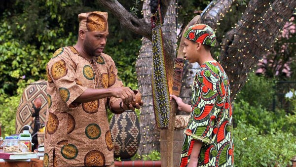 Black Ish African Coming of Age Ceremony